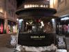 Christmas Barrel Bar Bath